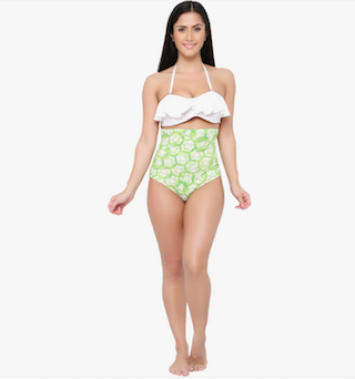 6 swimsuits to hide belly fat