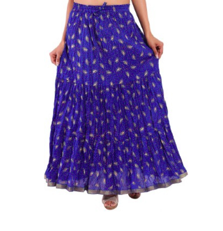 2 embroidered skirts for weddings