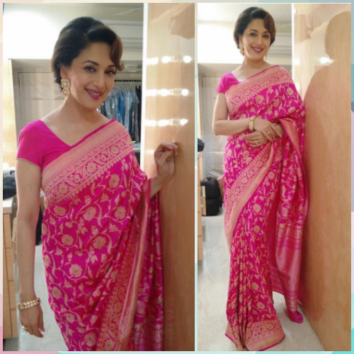 3 saree styles to look slimmer