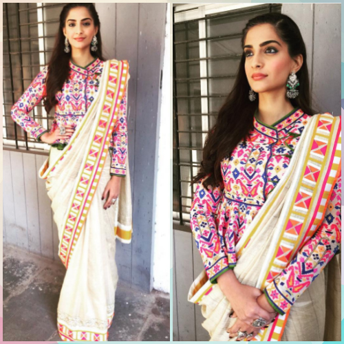 4 saree styles to look slimmer