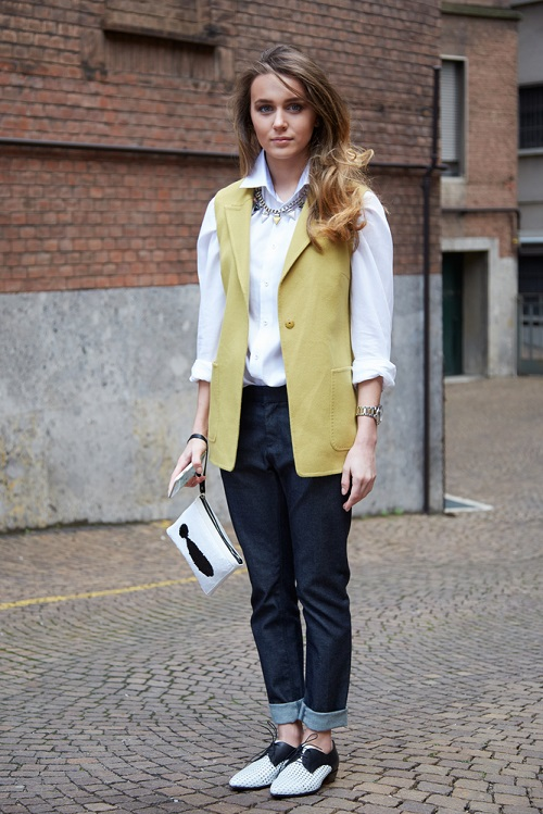 6 style jeans to look slimmer