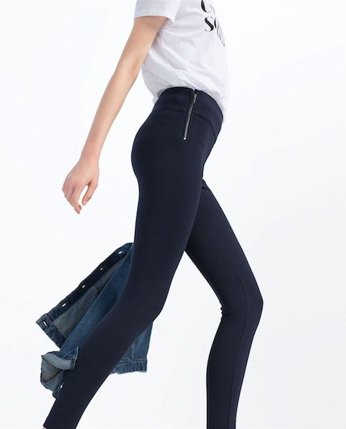 6 types of Zara jeggings