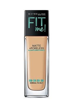 Maybelline-Womens-Fit-Me-Matte-Foundation-Best Foundation-for-Oily-Skin