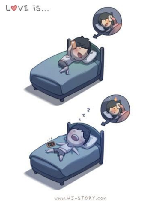 illustrations describing true love