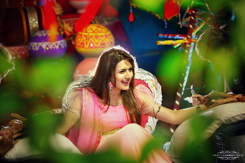 1 Mehendi and Haldi ceremony of Divyanka Tripathi