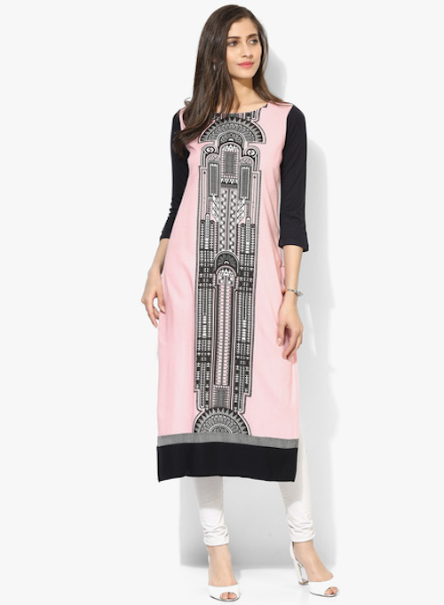 1 how to style long kurtas if you are short