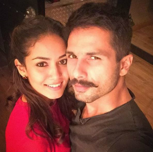 2 Shahid and Mira anniversary