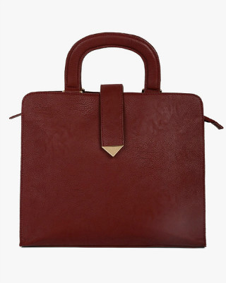 2 affordable faux leather bags