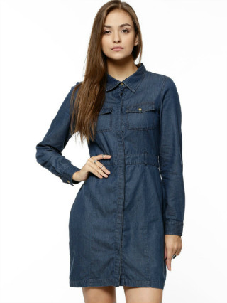 2 shirt dresses for college