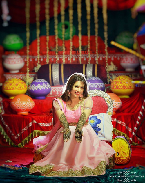 3 Mehendi and Haldi ceremony of Divyanka Tripathi
