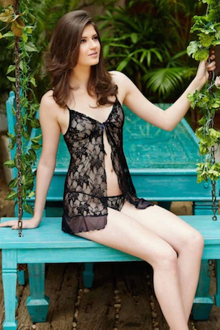 4 nightwear options for the bride