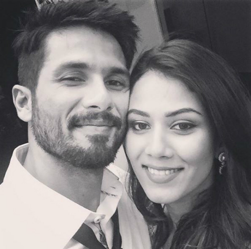 4 Shahid and Mira anniversary