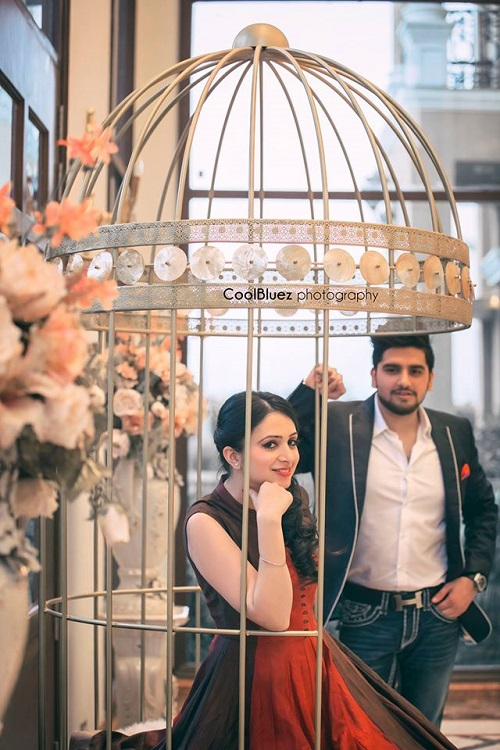 4 birdcage decor at weddings