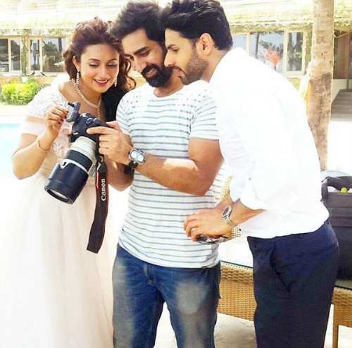 4 pre wedding shoot of Divyanka Tripathi
