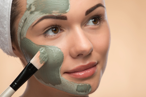 4 skin pampering before the wedding day