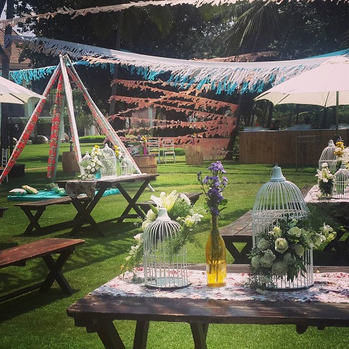 5 birdcage decor at weddings