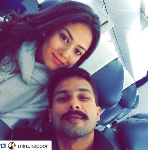 6 Shahid and Mira anniversary