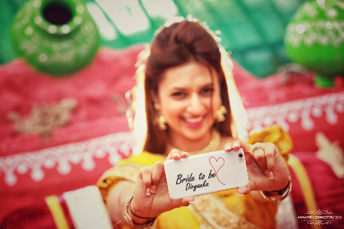 8 Mehendi and Haldi ceremony of Divyanka Tripathi
