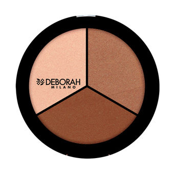 Deborah Trio Highlighter Palette - best-highlighters-for-glowing-skin