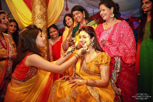 9 Mehendi and Haldi ceremony of Divyanka Tripathi