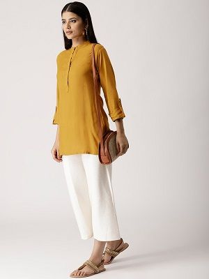 Color-block-best-short-kurti