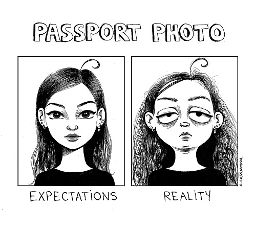expectation vs reality 2