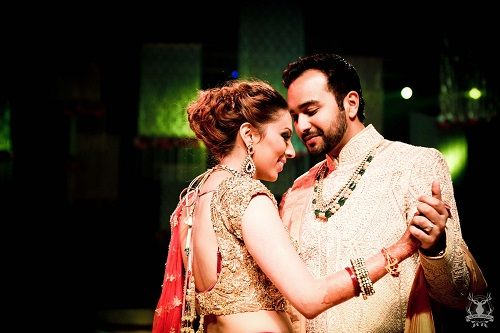 gorgeous mumbai wedding 1