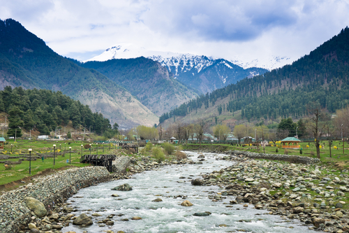 honeymoon destinations in india - pahalgam