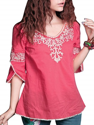 little-pink-best-short-kurti