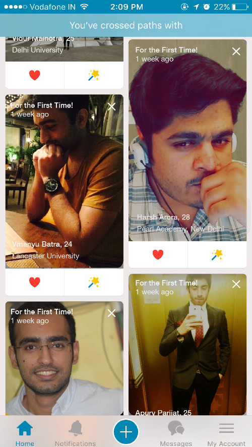 find love on a dating app