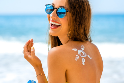 2 skin care tips for the beach