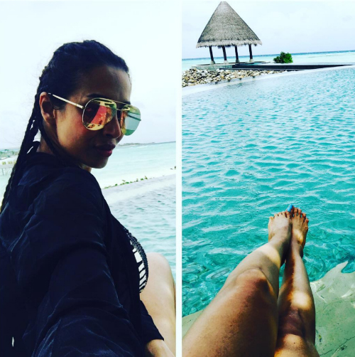 vacation pics of malaika arora khan
