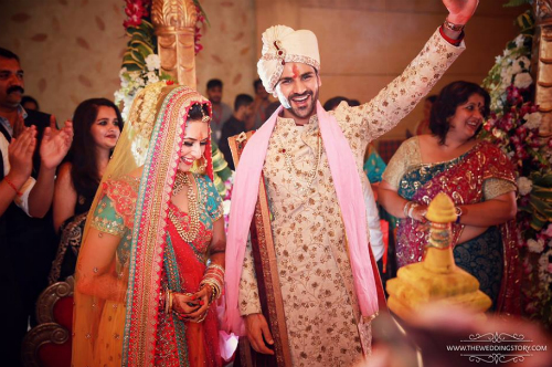 wedding pictures of divyanka and vivek 5