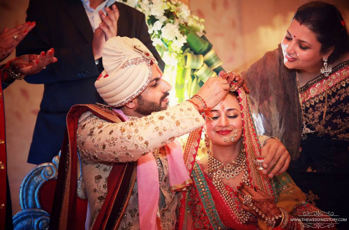 wedding pictures of divyanka and vivek 6