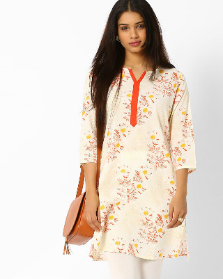 1 affordable printed kurti
