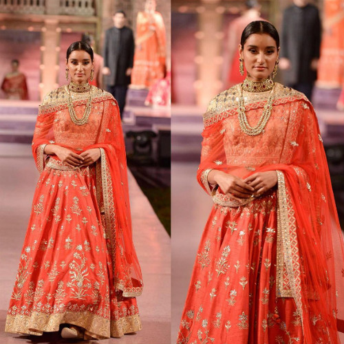 1 trendy bridal lehengas