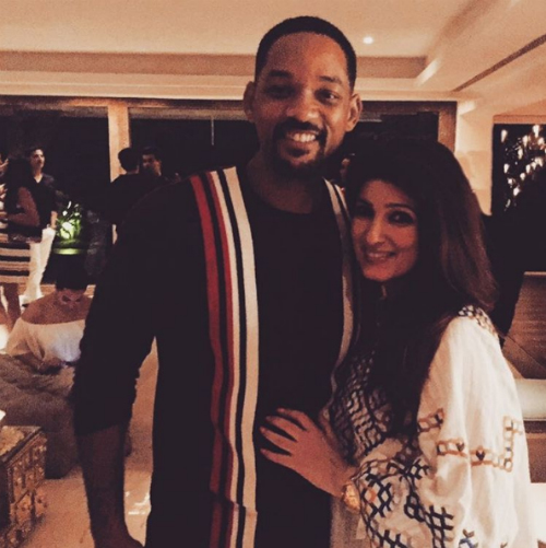 1 will smith parties with akshay kumar