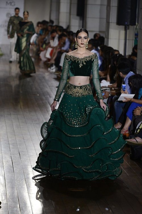 10 Lehengas From Couture Week