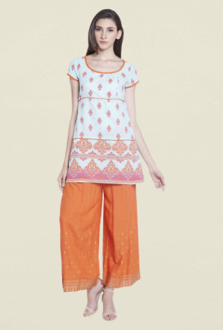 10 affordable printed kurtis