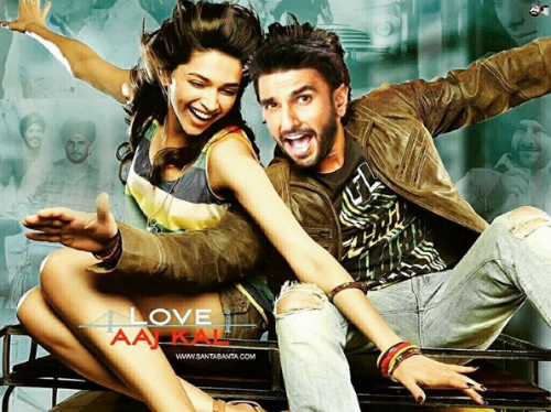 10 posters of deepika and ranveer