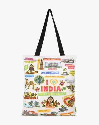 12 Canvas Tote Bags