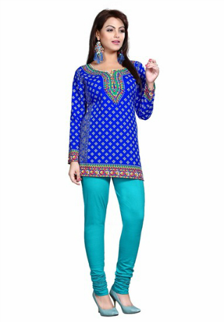 13 affordable printed kurtis