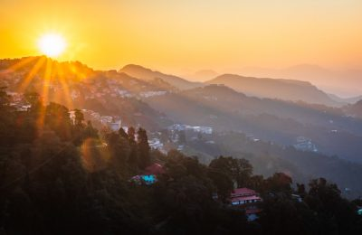 13-weekend-getaways-near-delhi-Mussoorie