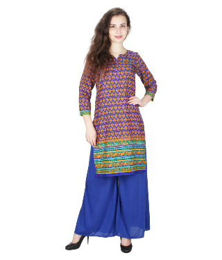 15 affordable printed kurtis