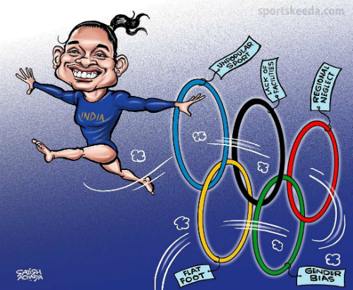 2 Indian women at Rio Olympics