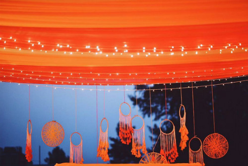2 wedding decor ideas