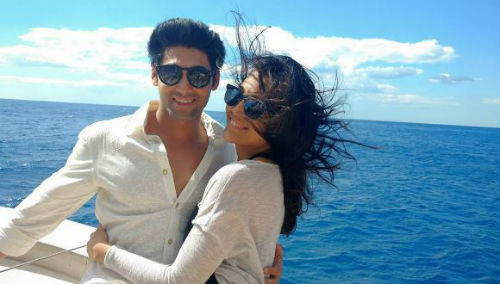4 Vacation pictures of this celeb couple
