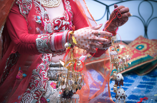 4 Wedding shopping from Chandni Chowk