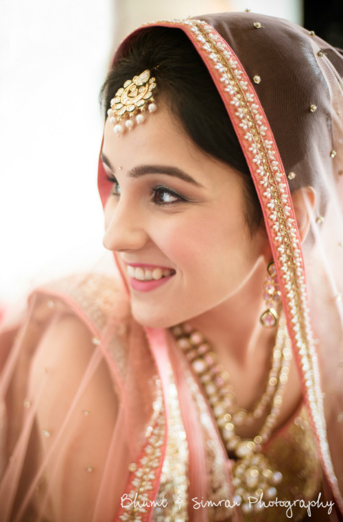 4 bridal makeup inspiration