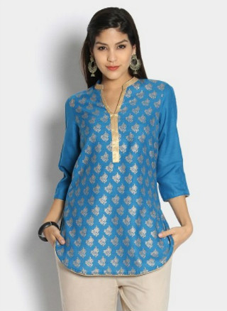5 affordable printed kurtis